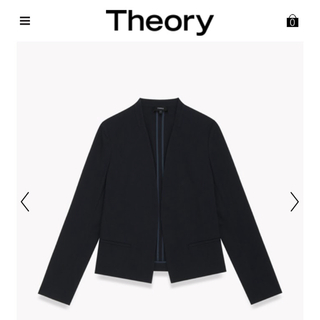 セオリー(theory)の定番人気 セオリー ジャケット ネイビー 00(スーツ)