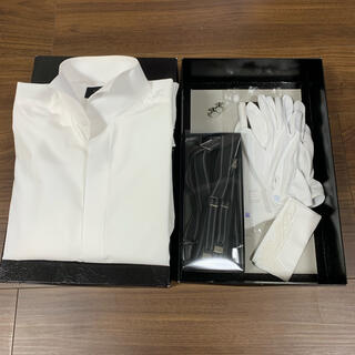 MAZZO ウエディング スタンドシャツ小物セット