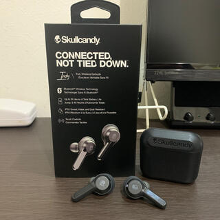 Skullcandy Bluetoothイヤホン