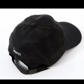 コムデギャルソン(COMME des GARCONS)のlownn ナイロンキャップ 帽子 19ss(キャップ)