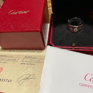 カルティエ(Cartier)のカルティエ ハイラブリング ダイヤ ラブリング WG 750 k18 18k (リング(指輪))