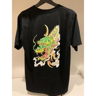ワコマリア(WACKO MARIA)の2020SS ワコマリア×ティムリーハイ TシャツS(Tシャツ/カットソー(半袖/袖なし))