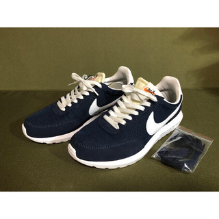 フラグメント(FRAGMENT)のNIKE ROSHE DAYBREAK NM / FRAGMENT NAVY  (スニーカー)