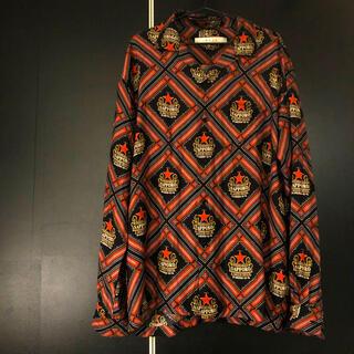 ラッドミュージシャン(LAD MUSICIAN)の MUZE × SAPPORO LAGER BEER -LABEL SHIRTS(Tシャツ/カットソー(七分/長袖))