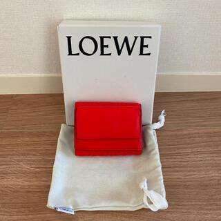 ロエベ(LOEWE)の♩専用♩状態良好 ロエベ   LOEWE スモールウォレット(財布)