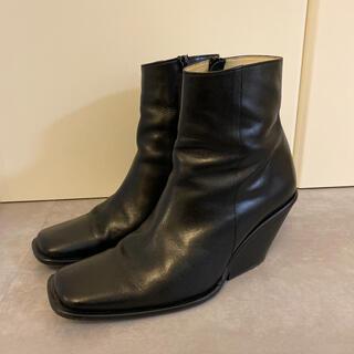 ユナイテッドアローズ(UNITED ARROWS)のUntishold ショートブーツ(ブーツ)