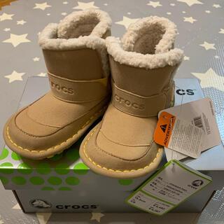 crocs - 新品 クロックス ブーツ 15.5cm
