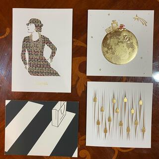 シャネル(CHANEL)のシャネルオリジナルクリスマスカード(カード)