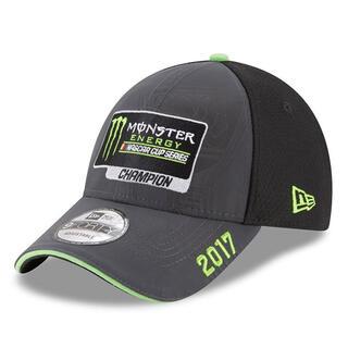 ニューエラー(NEW ERA)の国内未発売 モンスターエナジー x ニューエラ NASCARカップ キャップ(キャップ)