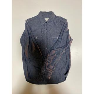 ウエアハウス(WAREHOUSE)のTWO MOON(トゥームーン)シャンブレーシャツ(シャツ)