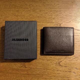 ジルサンダー(Jil Sander)の※最終値下 ジルサンダー JIL SANDER 二つ折り財布(折り財布)