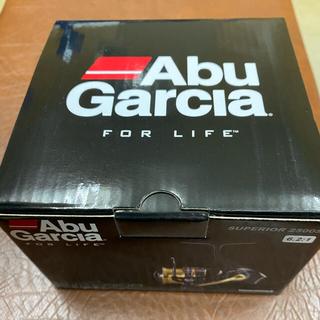 ガルシア(galcia)の【新品】アブガルシア リール スーペリア 2500SH(リール)