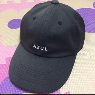 アズールバイマウジー(AZUL by moussy)のAZUL キャップ(キャップ)