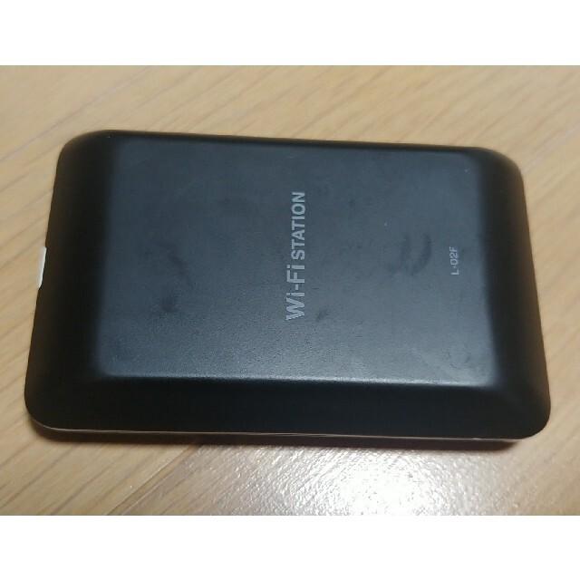 LG Electronics(エルジーエレクトロニクス)のモバイルルーター docomo L-02F スマホ/家電/カメラのスマートフォン/携帯電話(スマートフォン本体)の商品写真