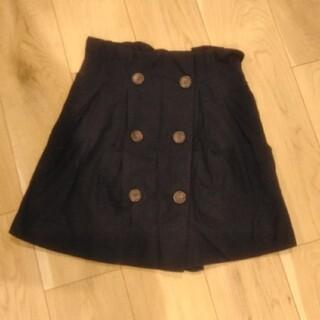 ヘザー(heather)のスカート(ひざ丈スカート)