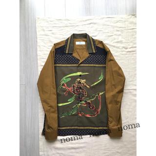 トーガ(TOGA)のお値下げ。TOGA VIRILIS トーガビリリース19 ー20年AW シャツ (Tシャツ/カットソー(七分/長袖))