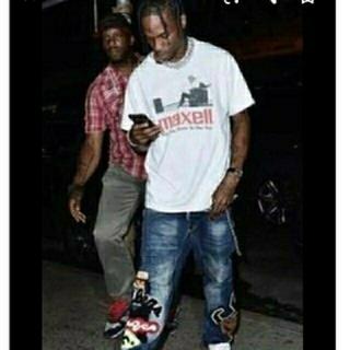 アダムエロぺ(Adam et Rope')のADAM ET ROPE ×maxell×10C Tシャツ(Tシャツ/カットソー(半袖/袖なし))