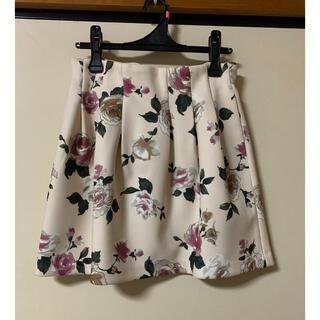 dazzlin - dazzlin ダズリン 花柄スカート