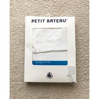 プチバトー(PETIT BATEAU)のPETIT BATEAU プチバトー タートルカットソー(カットソー(長袖/七分))