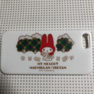 マイメロディ × 伊勢丹 iPhone5 スマートフォンケース