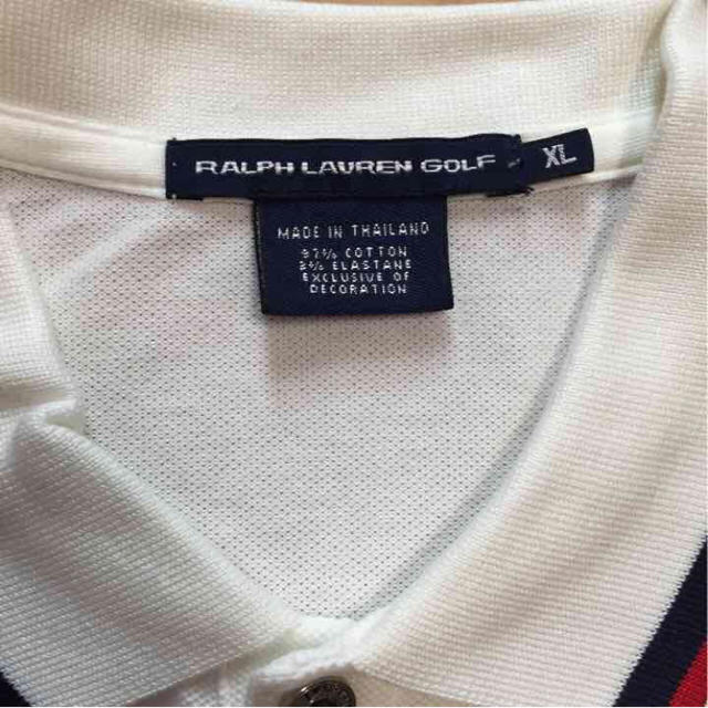 Ralph Lauren(ラルフローレン)のラルフローレンゴルフタンクトップ メンズのトップス(タンクトップ)の商品写真