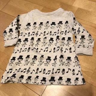 グラニフ(Design Tshirts Store graniph)のちびまる子ちゃん トレーナー サイズ90  (デザインシャツ グラニフ)(ジャケット/上着)