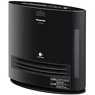 パナソニック(Panasonic)のパナソニック ナノイー搭載加湿セラミックファンヒーター DS-FKX1205-K(ファンヒーター)