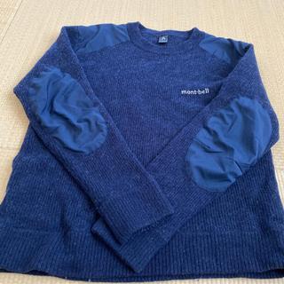 モンベル(mont bell)のモンベル ウール100%セーター(ニット/セーター)