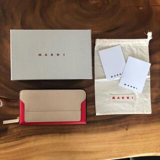 マルニ(Marni)の【新品未使用】marni 長財布(財布)