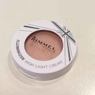 リンメル(RIMMEL)の【RIMMEL】リンメル イルミナイザー ハイライト 002ピュアピンク♡(フェイスカラー)