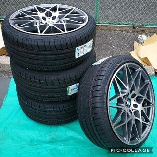 ビーエムダブリュー(BMW)の新品 タイヤホイール4本セット BMW 3シリーズ Z4 E90 E89 516(タイヤ・ホイールセット)