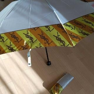 サンローラン(Saint Laurent)のイブサンローラン 折り畳み傘(傘)