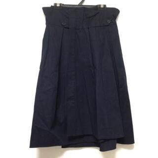 ジルサンダー(Jil Sander)のジルサンダー ロングスカート サイズ38 S -(ロングスカート)