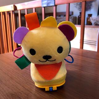 ニシマツヤ(西松屋)のピープル ベビー おもちゃ(知育玩具)