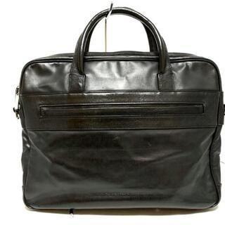 ダンヒル(Dunhill)のダンヒル ビジネスバッグ - 黒(ビジネスバッグ)