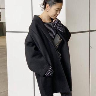 アパルトモンドゥーズィエムクラス(L'Appartement DEUXIEME CLASSE)のAP STUDIO 【REALITY STUDIO】コクーンジャケット (ニットコート)