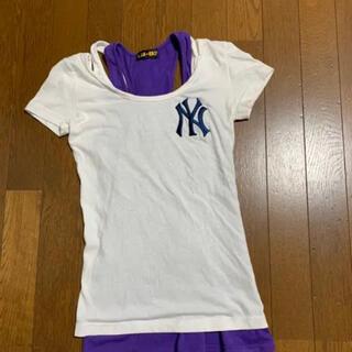 エルビーゼロスリー(LB-03)の重ね着(Tシャツ(半袖/袖なし))