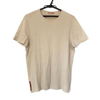 プラダ(PRADA)のプラダスポーツ 半袖Tシャツ サイズS -(Tシャツ/カットソー(半袖/袖なし))