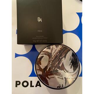 ポーラ(POLA)のPOLA BA フィニッシングパウダー1個(フェイスパウダー)