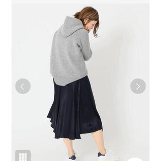 ドゥーズィエムクラス(DEUXIEME CLASSE)のドゥーズィエムクラス GLOSSY-SKIRT スカート(ロングスカート)