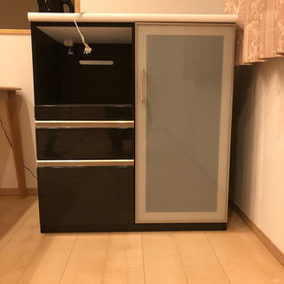 ニトリ(ニトリ)のキッチンカウンター(キッチン収納)