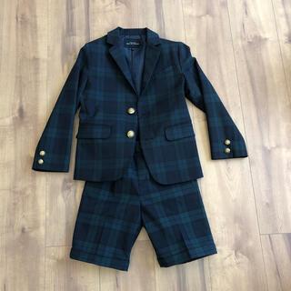 グリーンレーベルリラクシング(green label relaxing)の入学 スーツ(ドレス/フォーマル)