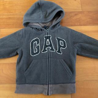 ベビーギャップ(babyGAP)のGAP 95㌢❤️パーカー 裏起毛(ジャケット/上着)