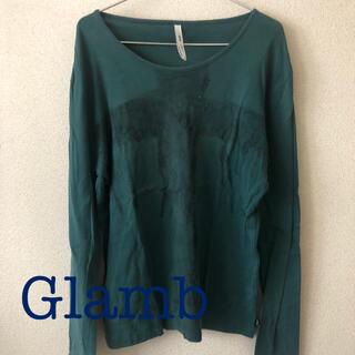 グラム(glamb)のglamb ロンT 送料無料(Tシャツ/カットソー(七分/長袖))