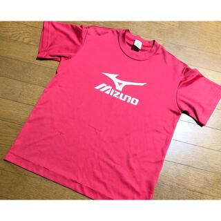 ミズノ(MIZUNO)のミズノ MIZUNO 赤Tシャツ Sサイズ(卓球)