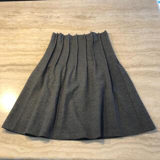ジルサンダー(Jil Sander)のJIL SANDER NAVY スカート(ひざ丈スカート)
