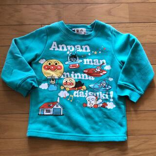 アンパンマン(アンパンマン)のアンパンマン  裏起毛 トレーナー 95(Tシャツ/カットソー)
