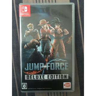 ニンテンドースイッチ(Nintendo Switch)のJUNP FORCE デラックスエディション 任天堂Switch(携帯用ゲーム機本体)