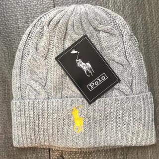 ポロラルフローレン(POLO RALPH LAUREN)のpolo ラルフローレン  ニットキャップ ID1(ニット帽/ビーニー)