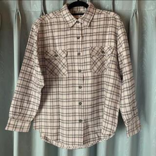 古着 美品 チェックシャツ(シャツ/ブラウス(長袖/七分))